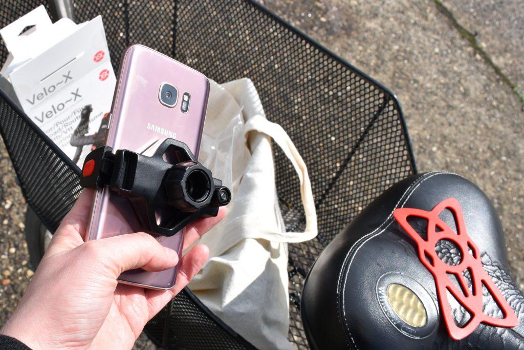 Handyhalterung Velo X