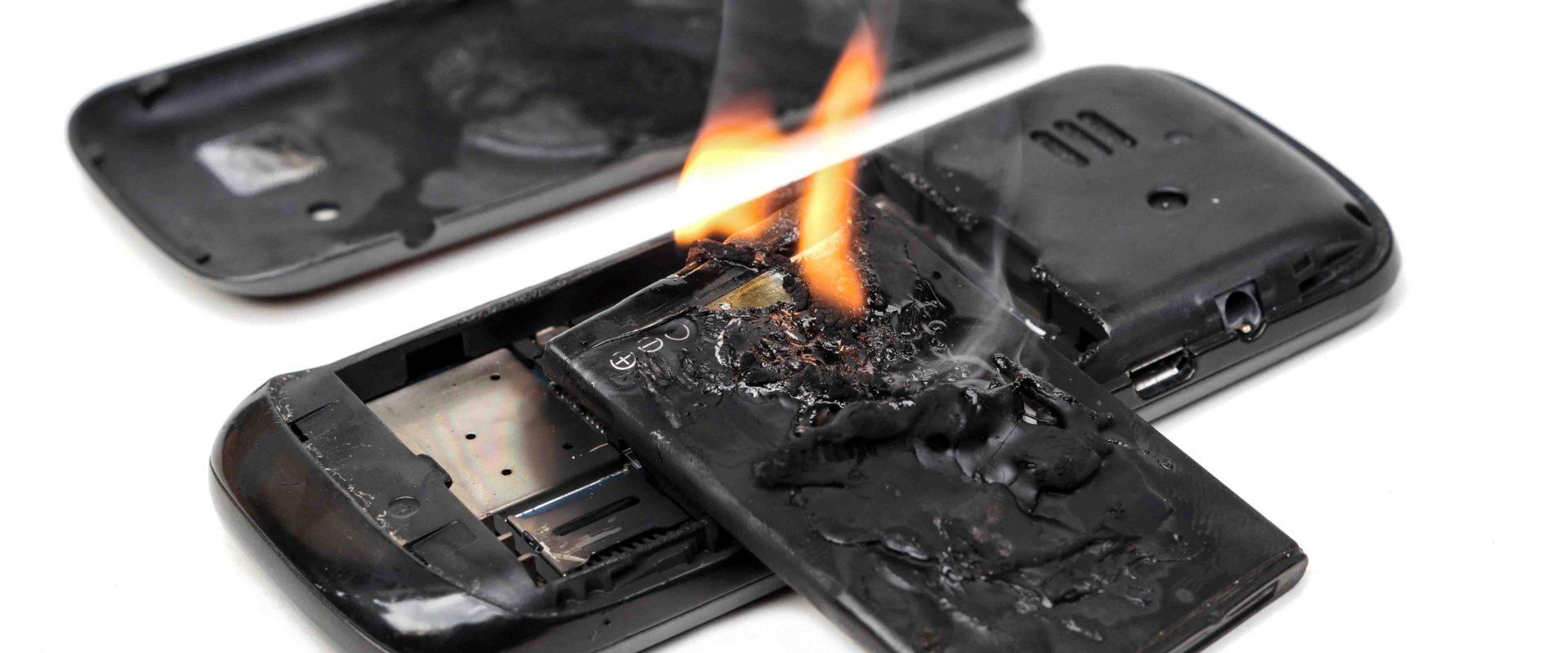 Permalink zu:Wenn das Handy in Flammen aufgeht
