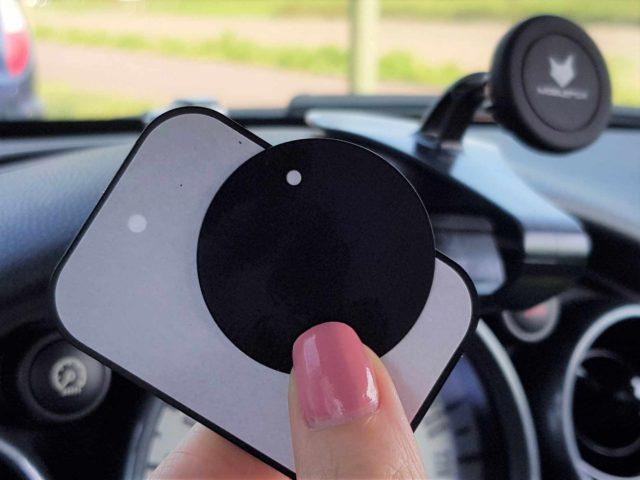 Kfz-Halterung Smartphone Mobilefox