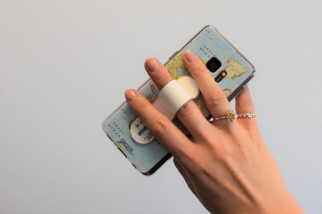 GoGrip Smartphone Gadget