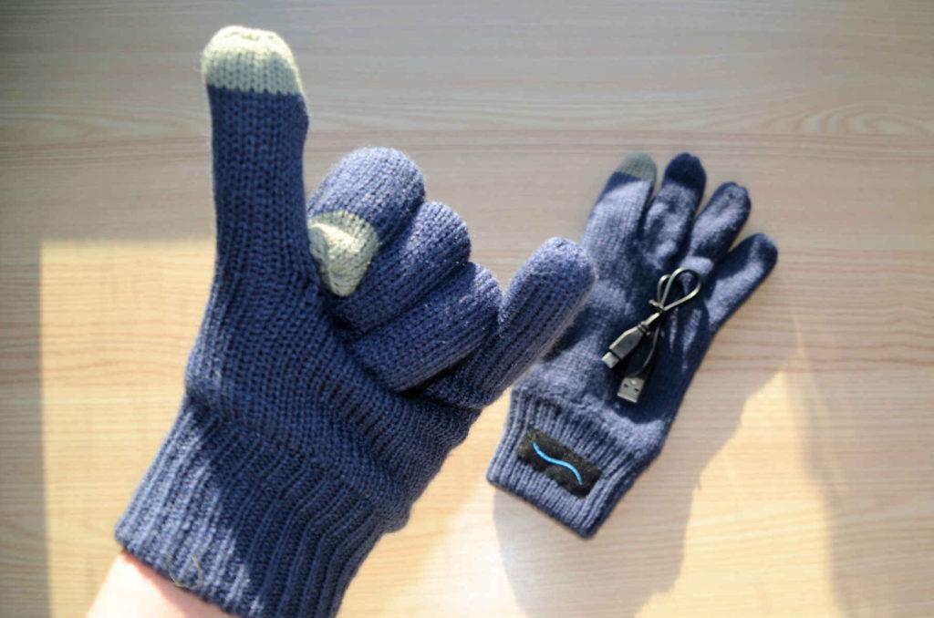 hi-Call Bluetooth Handschuhe