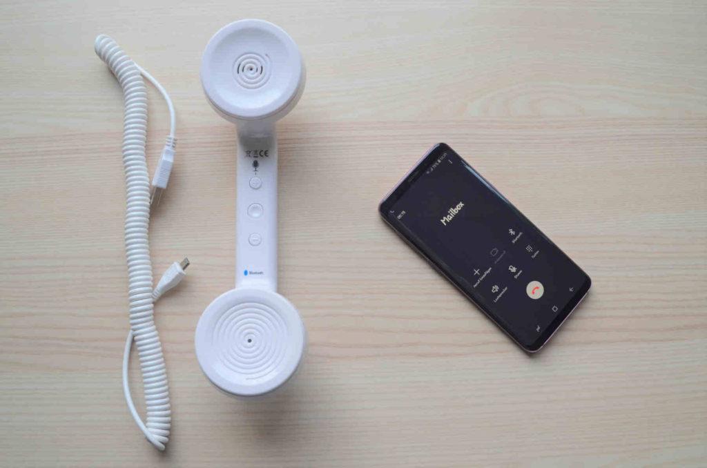 hi-Ring von hi-Fun Bluetooth Telefonhörer