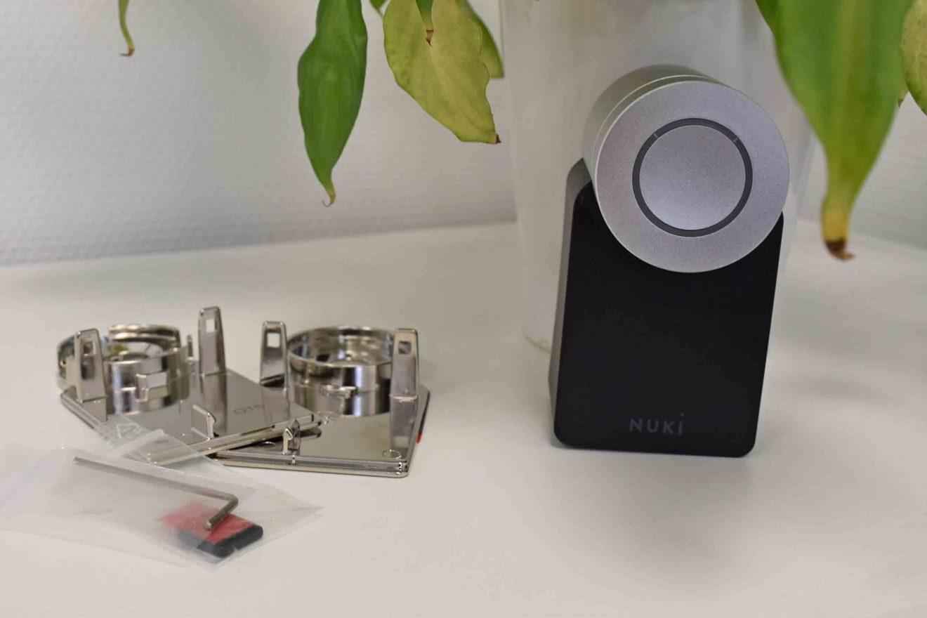 Nuki Kombo 2.0 Smart Lock System