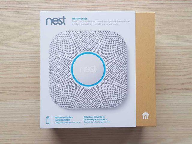 Rauchmelder Nest Protect