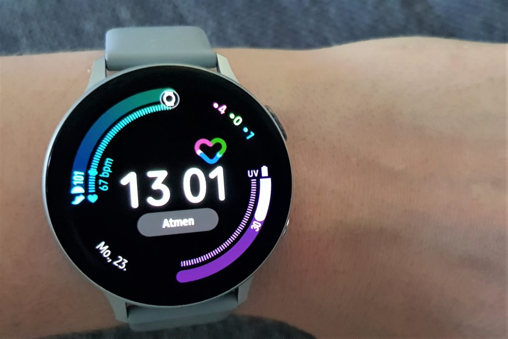 Smartwatch vs. Fitnesstracker