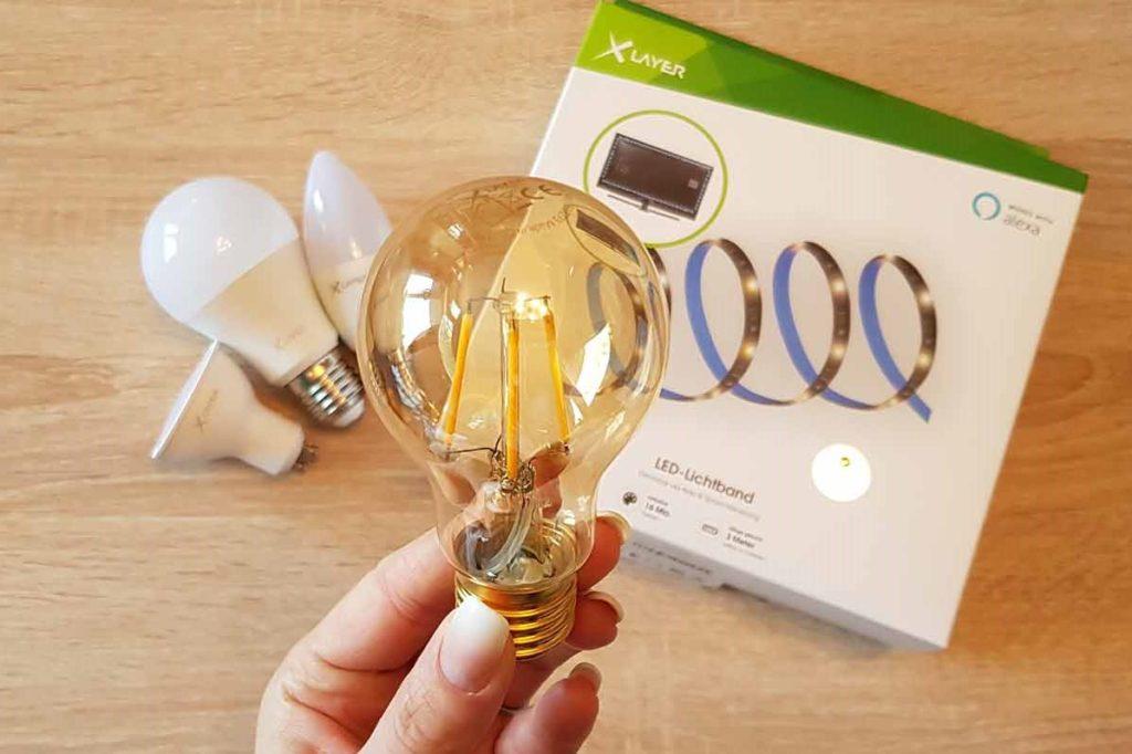 Smartes Leuchtmittel