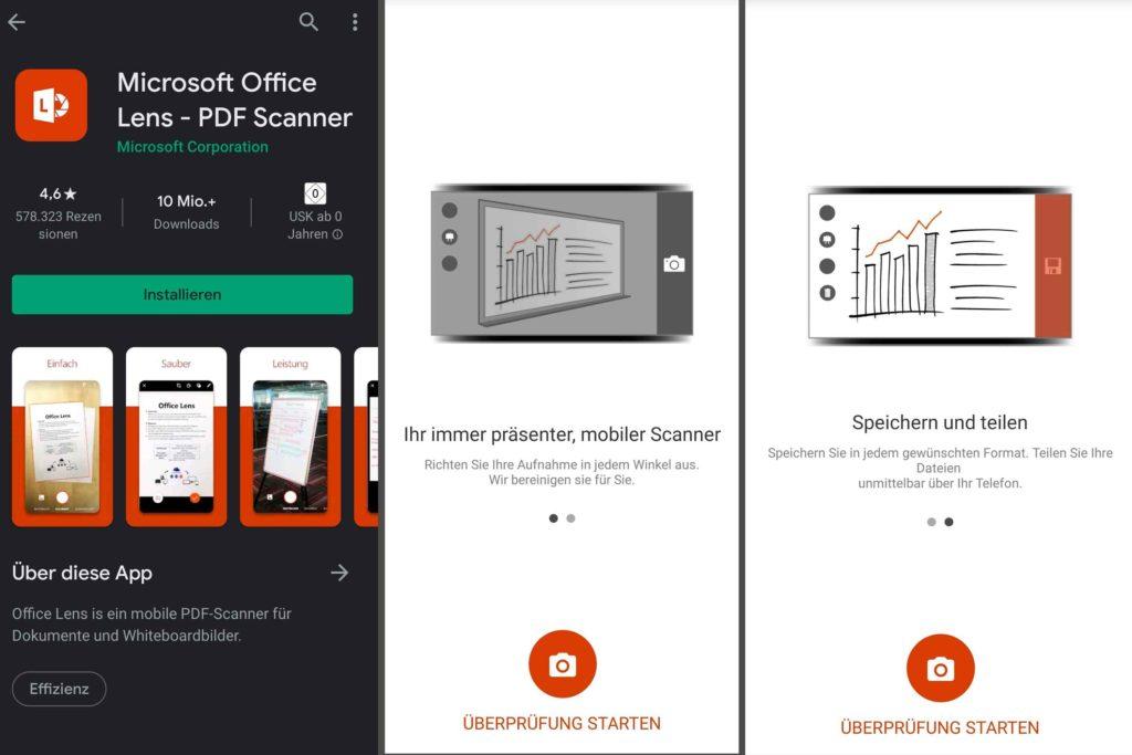 Office Lens PDF Scanner